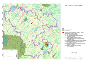 Annex 1. Map of the project area_Ludza